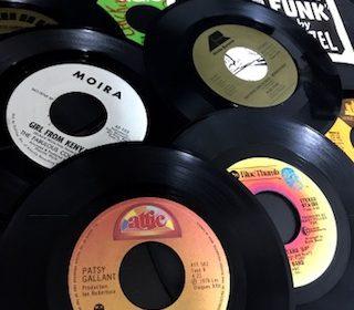 7/25(火)Soul / Funk 45s(7inch)、Soul~Rare groove新着8枚