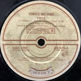 "Deniece Williams / Free (7"")"
