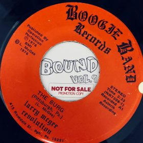 MIX CD『BOUND』(NOT FOR SALE)
