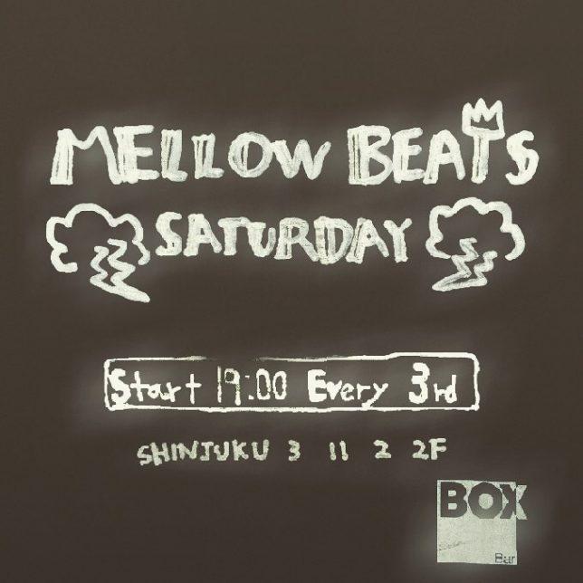 Mellow Beats Saturday