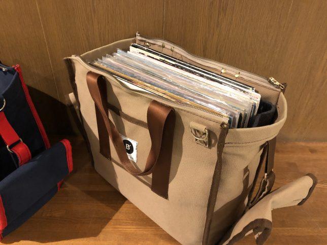 12インチレコードバッグ