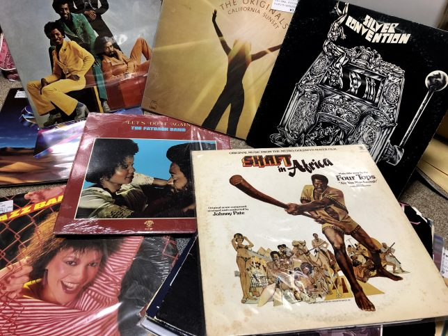 Soul/Funk/Raregroove/LPレコード