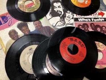 7/25(木)Soul・Funk(Disco) 7inch新着9枚