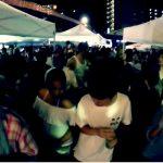 明日、7/21(日)は15:00~赤門夏市@椎名町駅前金剛院広場前🌞