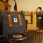 待望の7インチレコードバッグが販売開始!12やPC、普段使いにも対応