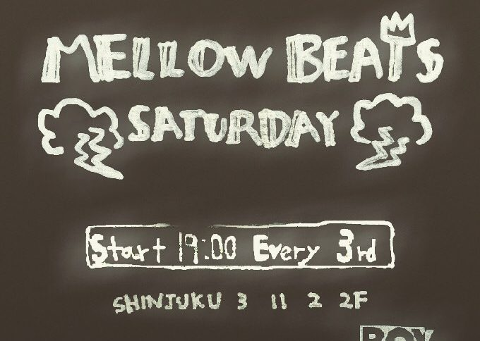 Mellow Beats Saturday