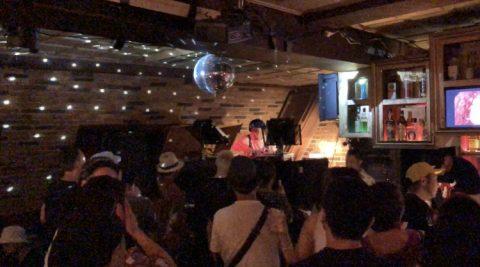 8/2(金)のA-1 LOUNGE@RUBY ROOMにMUROさん登場!!