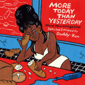 Daddy-Kan / MORE TODAY THAN YESTERDAY (MIX CD)販売開始🙌