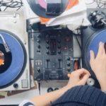 DJ オーディオインターフェイス ライブ配信