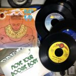 DJ 7インチレコード